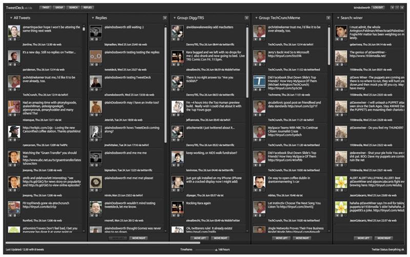 TweetDeck para macOS se actualiza con modo oscuro | Trucos